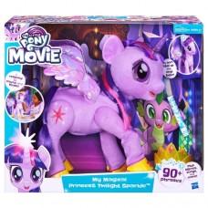 Интерактивная игрушка робот My Little Pony Интерактивная Твайлайт Спаркл