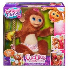 Cмешливая обезьянка FurReal Friends от Hasbro (A1650)