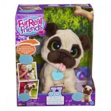 Интерактивная игрушка Hasbro Furreal Friends B0449 Игривый щенок мопса