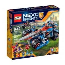Конструктор LEGO Nexo Knights 70315 Устрашающий разрушитель Клэя