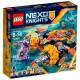 Классический конструктор LEGO Nexo Knights 70354 Бур-машина Акселя