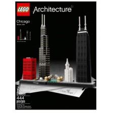 Конструктор LEGO Architecture 21033 Чикаго