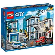 Конструктор LEGO City 60141 Полицейский участок