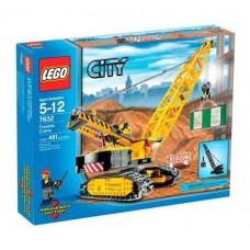 Конструктор LEGO City 7632 Гусеничный Кран