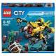 Конструктор LEGO City 60092 Глубоководная подводная лодка