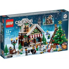 Конструктор LEGO Creator 10249 Зимний магазин игрушек