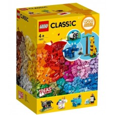 Конструктор LEGO Classic 11011 Кубики и зверюшки