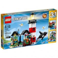 Классический конструктор LEGO Creator 31051 Маяк на мысу