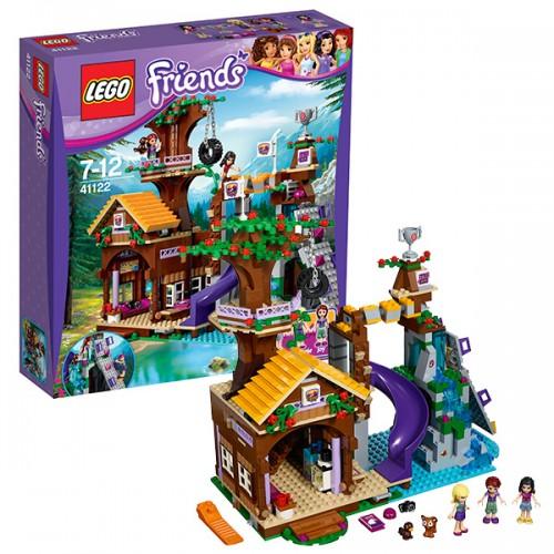 Конструктор lego friends 41122 спортивный лагерь дом на дереве