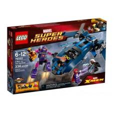 Конструктор LEGO Marvel Super Heroes 76022 Люди Икс против Стража