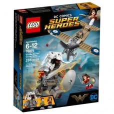 Классический конструктор LEGO DC Super Heroes 76075 Битва Чудо-женщины