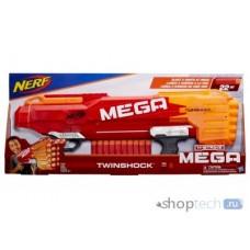 Бластер Nerf Мега Твиншок (B9894)